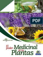 El poder medicinal plantas