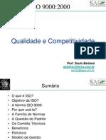 A ISO 9000-2000 - Qualidade e Competitividade xCompactax
