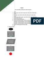 Algoritmo y diagrama de flujo para promedio