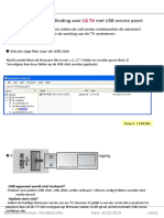 Firmware Upgrade USB Dutch