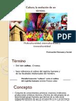 Cultura e Interculturalidad y su relacion con la Arquitectura