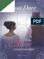 Tessa Dare - Girl Meets Duke 02 - Um Amor Conveniente