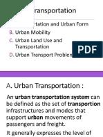Urban-transportation-System
