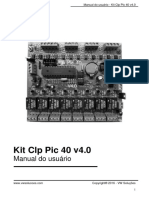 ML manual - Kit ClpPic40 v4.0