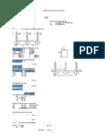 Diseño de zapatas y vigas de conexion.xls