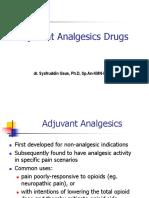 Adjuvants Analgetics Drugs111.ppt