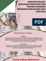 PANDUAN EVALUASI CAMAT - Copy