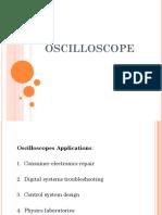 Oscilloscope for Circuits 2