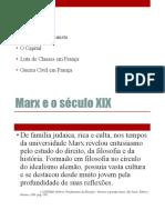 Marx no século XIX.ppt