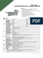 dress light Power supply drp-480