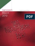 Swiss Nanotech Report 2010