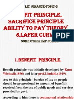 public-finance-5-ability-to-pay-benefit-principlesacrifice-and-lafer-curve