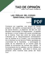 Las Perlas Del Codigo Territorial Cootad