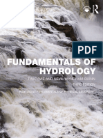 (Routledge Fundamentals of Physical Geography) Davie, Tim - Fundamentals of Hydrology-Routledge (2019)