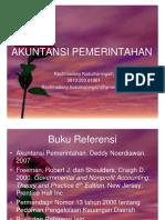 Akuntansi Pemerintahan 1