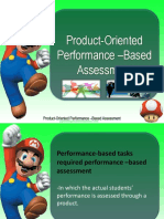 Product and Performance Based Quality Assessment.pptx