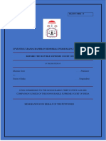 Petitioner, Dhormir Dost vs. UOI