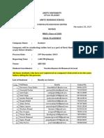5997cRevised Timings Gartner Online Test on 29th November 2019