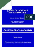 Constructions parasismiques - Chapitre 1 envoyé