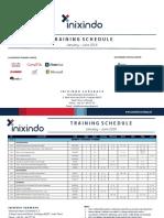 Training-Schedule-2018-S1