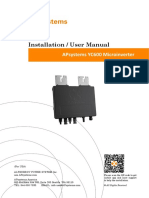 4271641002_APsystems-Microinverter-YC600(Y)-For-USA-User-manual_Rev1.3_2018-8-20