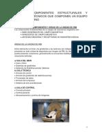 Tema 3 COMPONENTES ESTRUCTURALES Y ELEMENTOS TÉCNICOS QUE COMPONEN UN EQUIPO DE IRM MODERNO