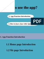 1.APP Introduction