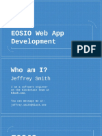 Developing Web Applications for EOSIO.pdf