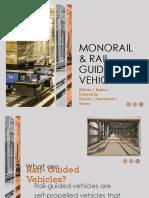 Monorail & RGVs
