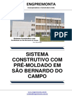 Sistema Construtivo Com Pré-Moldado Em São Bernardo Do Campo