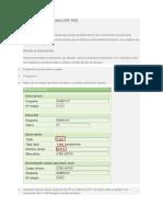 Tablas en SAP WM CONCEPTOS