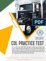 Arizona CDL Practice Test
