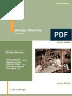 Ethiopian Shamma
