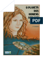 O Planeta Dos Homens Sem Cor - Margarida Ottoni