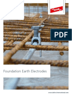 Ds162 e Foundation Earth Electrodes