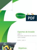 Esportes de Invasão. Aula 1. Basquetebol, basquetebol em cadeira de rodas e handebol. Rio 2016 Versão 1.0.pdf