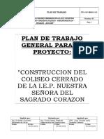 0. Plan de Trabajo General