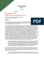 Barredo vs. Garcia and Almario Case and Digest