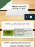 MODERNIZACIÓN DE LA GESTIÓN DEL ESTADO.pptx