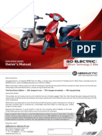Hero electric bike manual