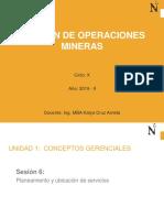 Sesión 6_Planeamiento y ubicación de los servicios