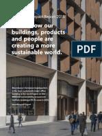 Bloomberg impact report