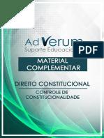 material constitucional