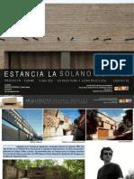 1. Estancia LA, Solano Benitez