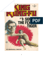 Son of the Flying Tiger (K'ing Kung-Fu #1)