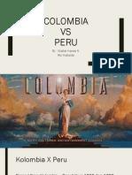 COLOMBIA X PERU