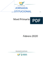 Jornadas Nª1Febrero 2020 ABP-PRIMARIA