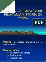 2. Rochas e Tipos de Rochas.pptx