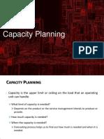 3. Capacity Planning.ppt