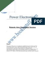 Robotic Arm Project www.booknstuff